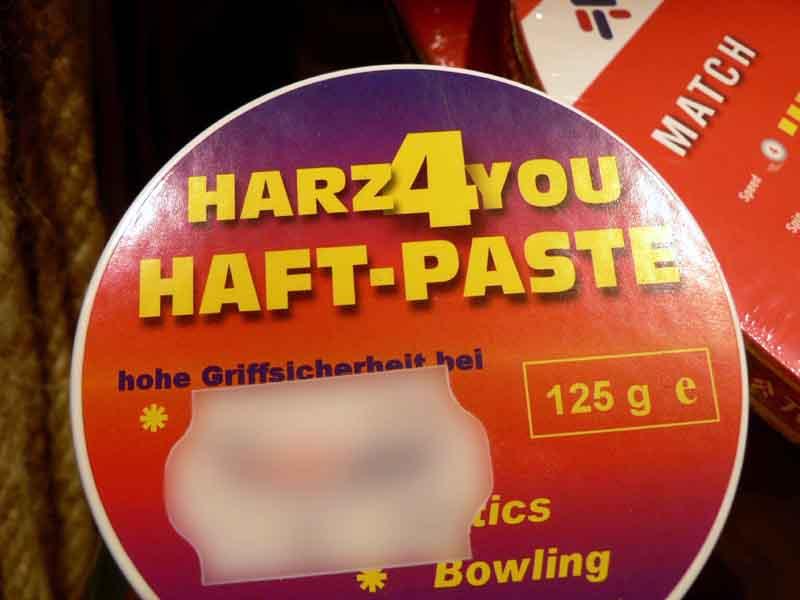 Hartz IV haftet wie Sch...