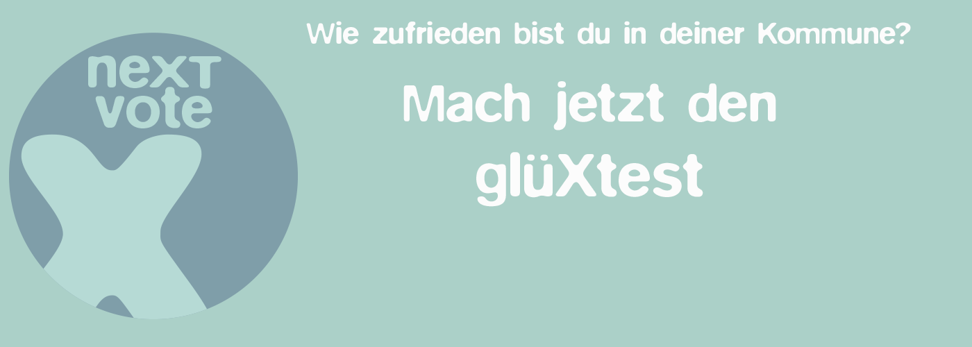 glüXtest-Banner
