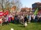 02. demonstration gegen naziaufmarsch in lüneburg